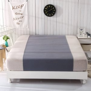 Earthing Bed Sheet (90 x 250cm) sleep well