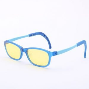 Kids Blue Blocking Glasses – Dean