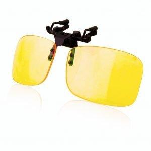 Blue Light Blocking Clip-on for Prescription Glasses