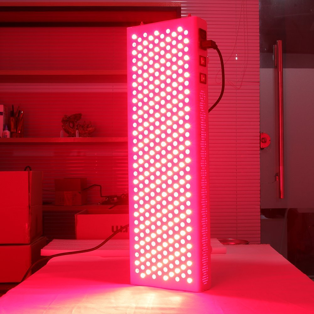 Red & Infrared Therapy Panel