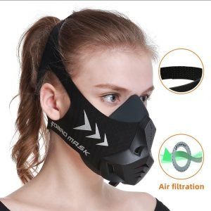 Elevation Training Mask – High Altitude Sport Mask