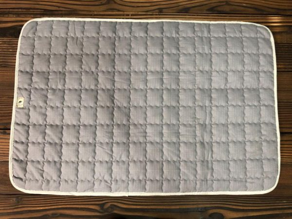 Grounding quilt, cushion