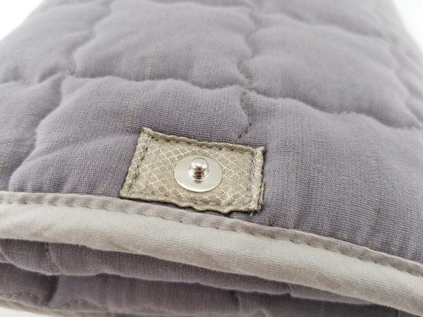 Grounding quilt, cushion