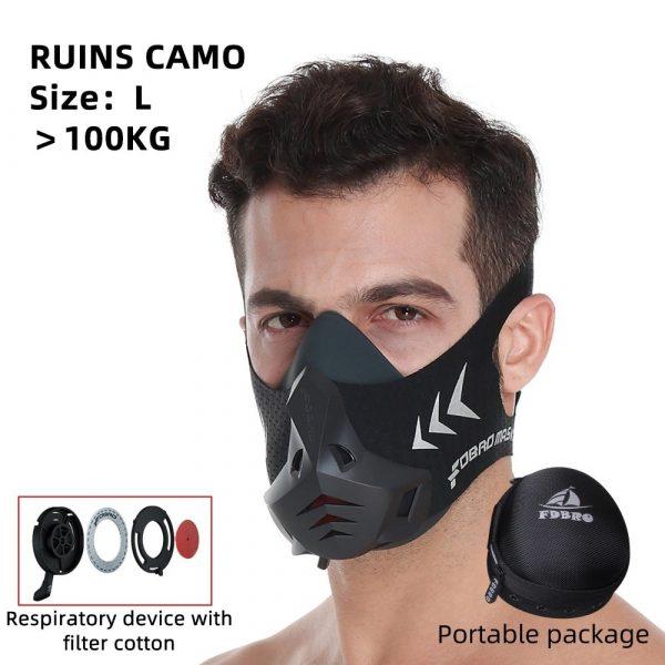 Elevation Training Mask
