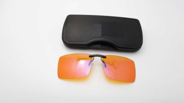 Blue Blocking Glasses Clip-on