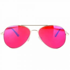 Blue Blocking Night-time Glasses – Aviator