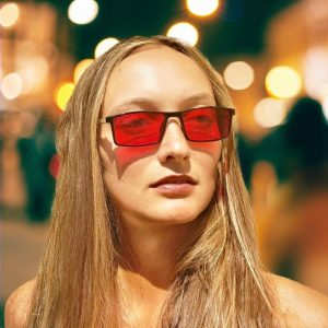 Blue Blocking Night-time Glasses – Bernard