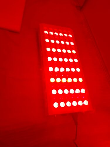 Red Light Therapy 500 MAX series photo review